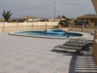 Private Villa with pool and central heating (6)